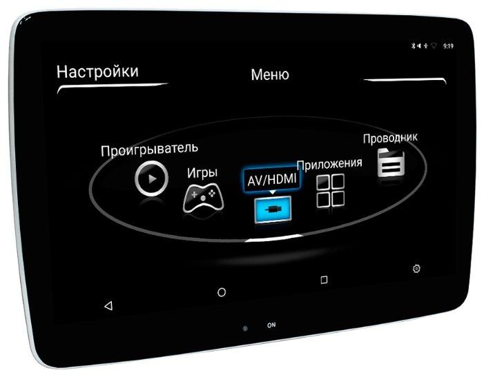 Автомобильный монитор AVEL AVS1189AN