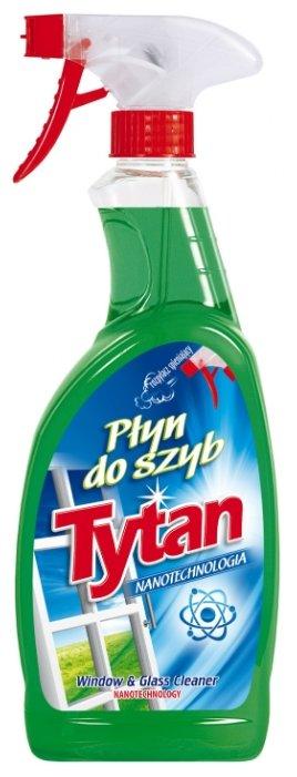 Спрей Tytan для мытья стекол Нанотехнология