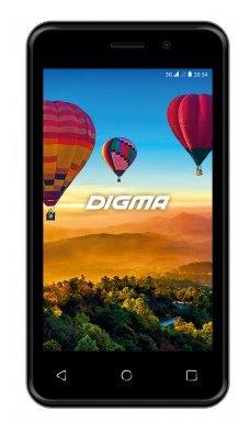 Смартфон Digma Linx Alfa 3G Black