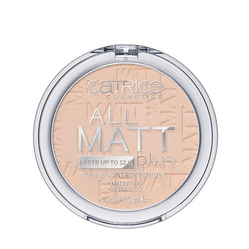 CATRICE Пудра компактная All Matt Plus Shine Control Powder 010 Transparent недорого