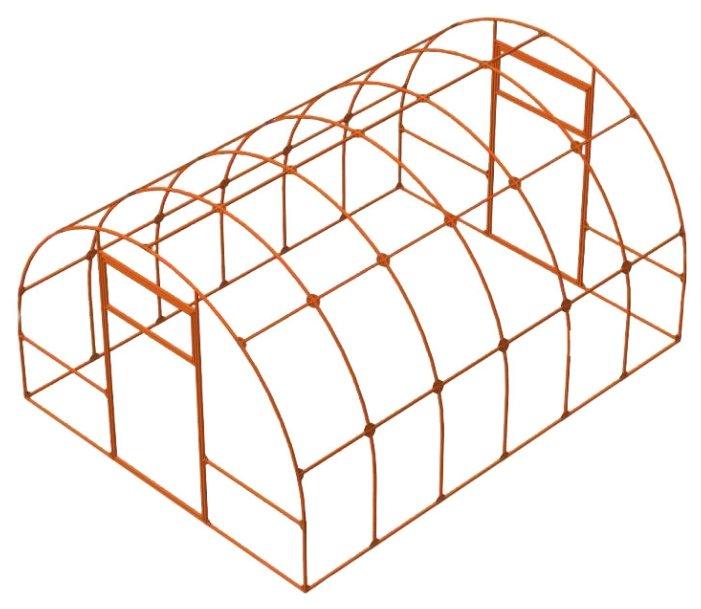 Каркас теплицы Целина Тип 2 210х300см