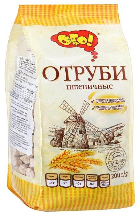 Отруби ОГО! пшеничные 200г