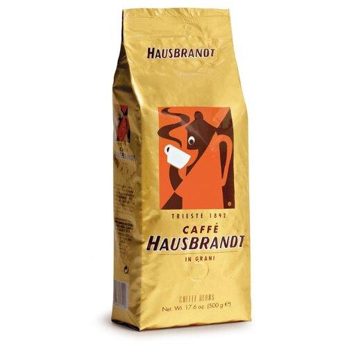 Кофе в зернах Hausbrandt Oro Casa, арабика/робуста, 500 г hausbrandt кофе в зернах академия 0 5 кг вакуумная упаковка 537 hausbrandt