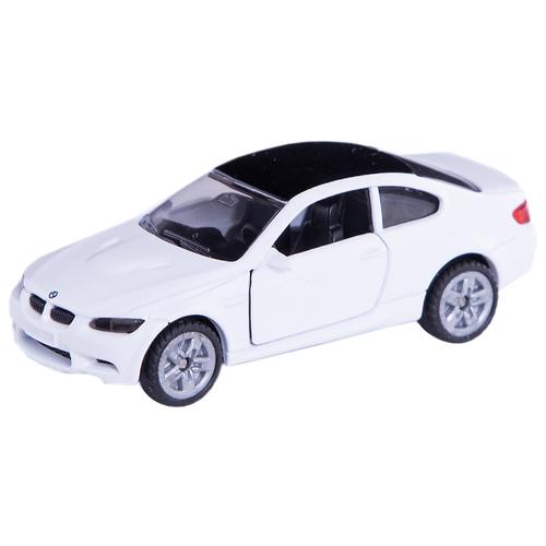 Купить Легковой автомобиль Siku BMW M3 купе (1450) 1:55 9.7 см белый, Машинки и техника