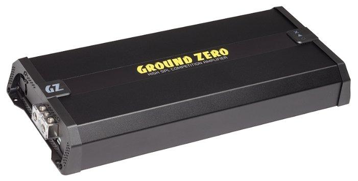 Автомобильный усилитель Ground Zero GZCA 12.0K-SPL