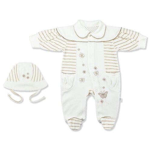 Комплект одежды LEO размер 56, молочныйКомплекты<br>