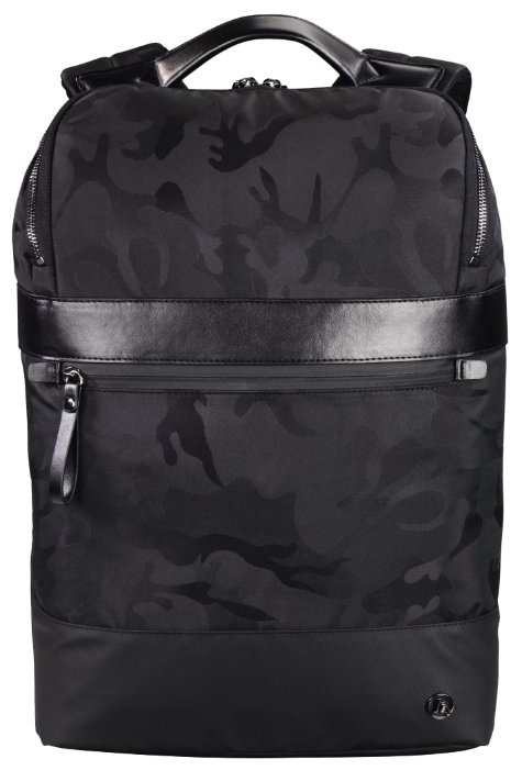 Рюкзак HAMA Camo Select Notebook Backpack 15.6 black/camouflage
