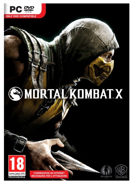 Warner Bros. Mortal Kombat X