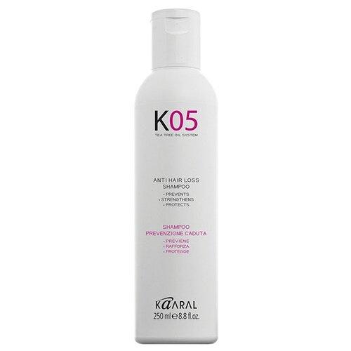 Купить Kaaral шампунь К05 Anti Hair Loss 250 мл