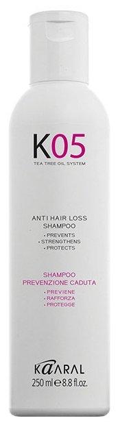 Kaaral шампунь К05 Anti Hair Loss