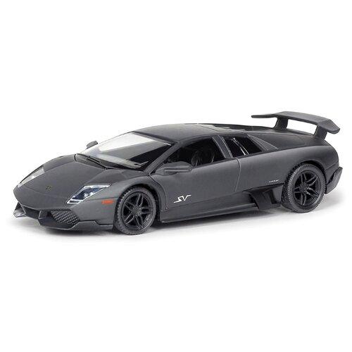 цена на Легковой автомобиль RMZ City Lamborghini Murcielago LP670-4 (554997M) 1:32 матовый черный