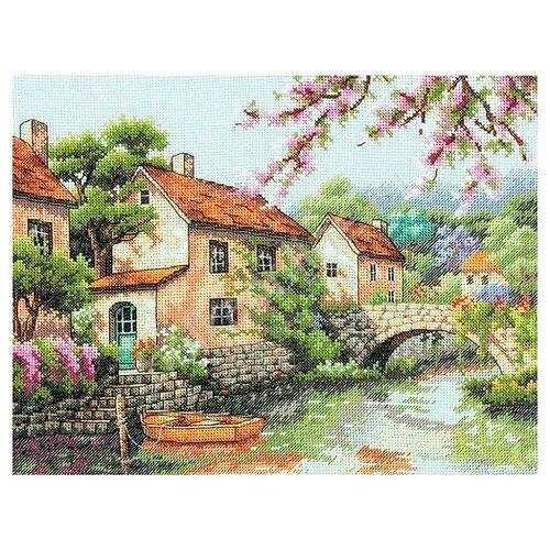 Купить Dimensions Набор для вышивания Канал 33 х 25 см (70-35330), Наборы для вышивания