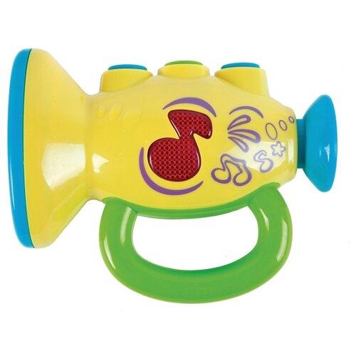 Интерактивная развивающая игрушка Жирафики ТрубаРазвивающие игрушки<br>