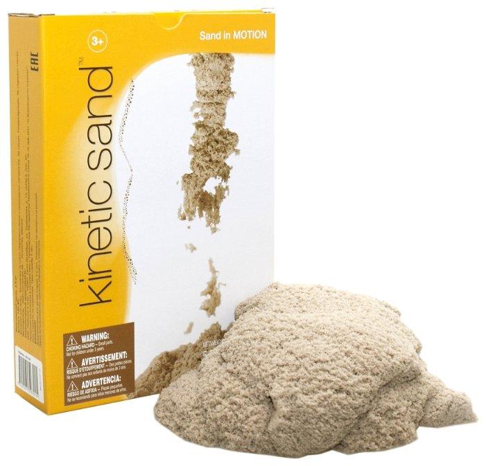 Кинетический песок / Kinetic Sand (Waba Fun) 2,27 кг зеленый, красный