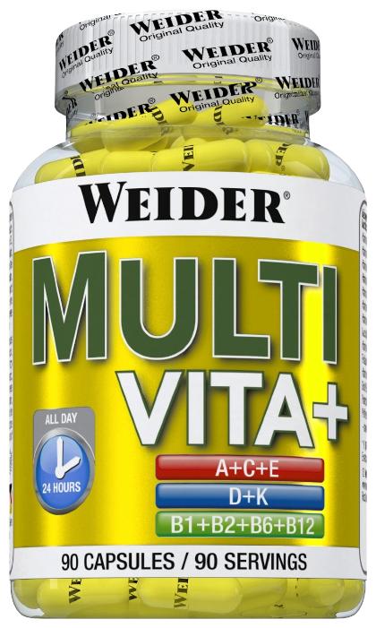 Минерально-витаминный комплекс Weider Multi Vita (90 капсул)