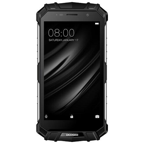 Смартфон DOOGEE S60 серебристыйМобильные телефоны<br>