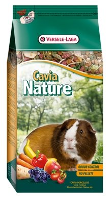 Корм для морских свинок Versele-Laga Nature Cavia