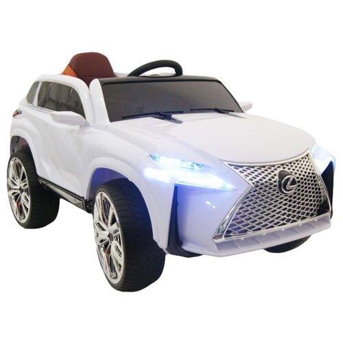 Купить RiverToys Автомобиль Lexus E111KX, белый, Электромобили