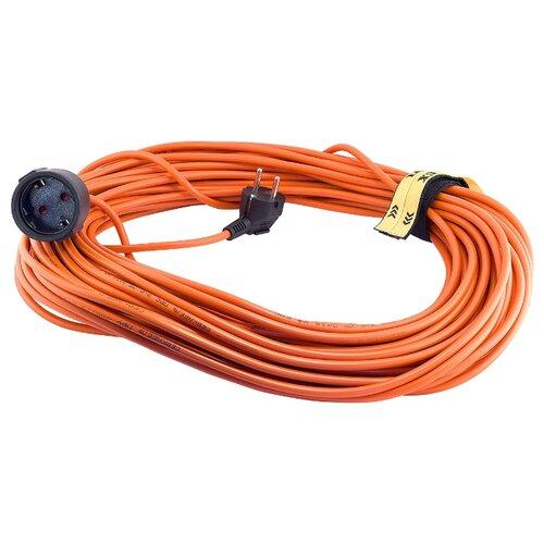 Удлинитель-шнур силовой LUX 1 розетка 10м 16510 16А IP20 с/з