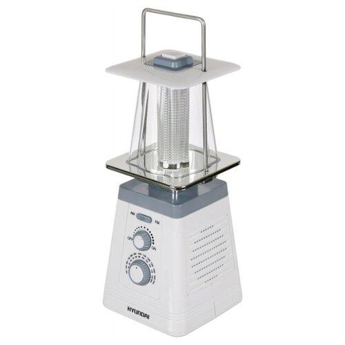 Радиоприемник Hyundai H-RLC150 белый