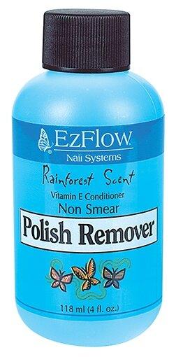 EzFlow Жидкость для снятия лака с запахом леса
