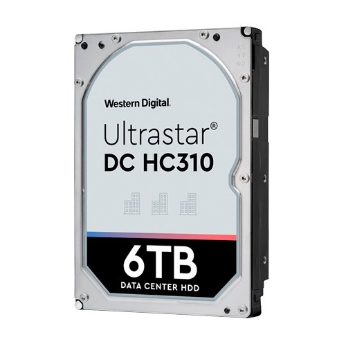 Жесткий диск Western Digital 6 TB HUS726T6TALE6L4