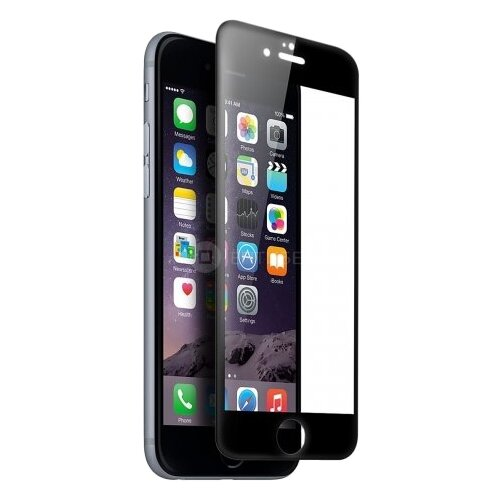 Защитное стекло CaseGuru 3D для Apple iPhone 6 Plus/6S Plus black защитное стекло caseguru для apple iphone 6 6s plus
