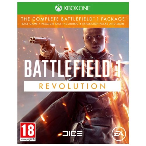 Игра для Xbox ONE Battlefield 1 Revolution