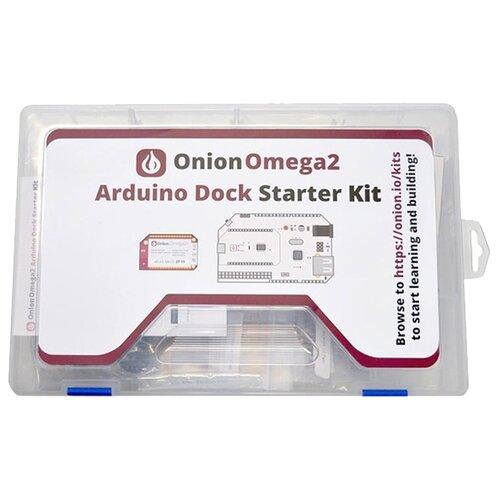 Электронный конструктор Onion Omega2 OM-K-AK Arduino Starter KIT