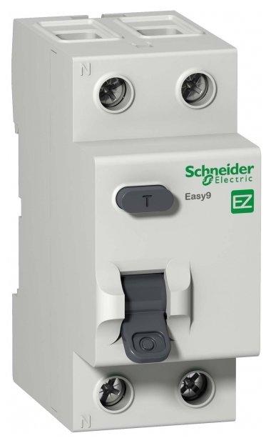 УЗО Schneider Electric 30мА тип AC EZ9R342 2 полюса