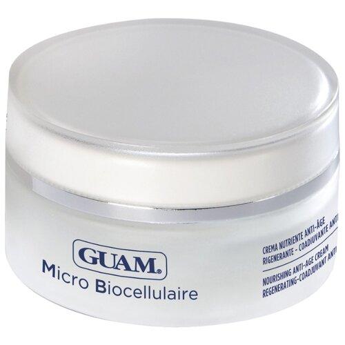 Крем Guam Micro Biocellulaire питательный 50 мл guam цены