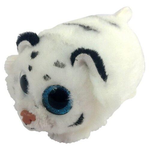 Купить Мягкая игрушка Chuzhou Greenery Toys Тигрёнок белый 10 см, Мягкие игрушки