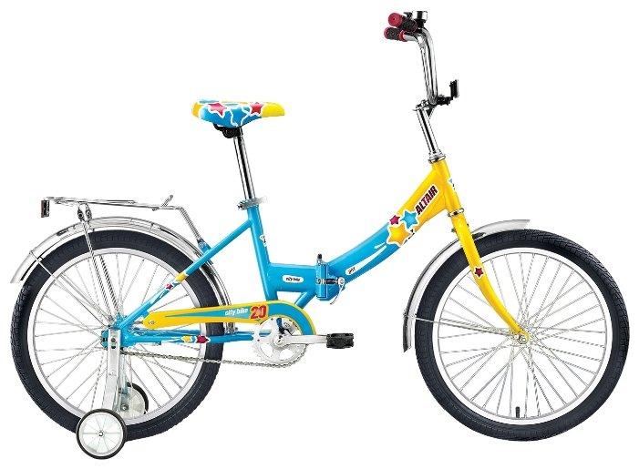 Велосипед для взрослых ALTAIR City 20 (2018)