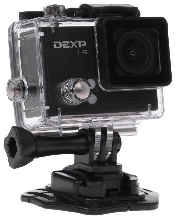 Экшн-камера DEXP S-40