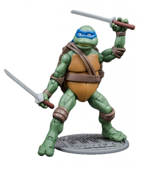 Фигурка Playmates TOYS TMNT 1990 Movie Леонардо 91088