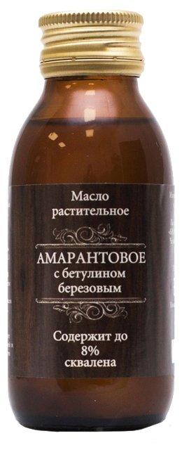 Амарантовое масло с бетулином березовым, 100 мл, т. м.