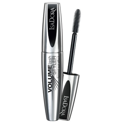 IsaDora Тушь для ресниц Volume Lash Styler, 30 black