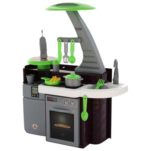 Кухня Coloma Y Pastor Laura 56320/49896 черный/белый/зеленый кухня полесье coloma y pastor marta в коробке