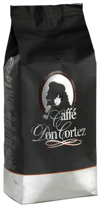 Кофе в зернах Don Cortez Black