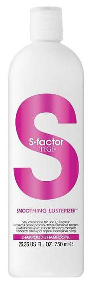 TIGI шампунь S-Factor Smoothing Lusterizer