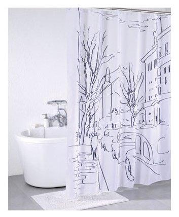 Штора для ванной IDDIS SCID170P 180x200