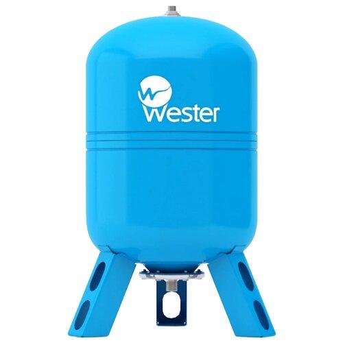цена на Гидроаккумулятор Wester WAV 150 150 л вертикальная установка