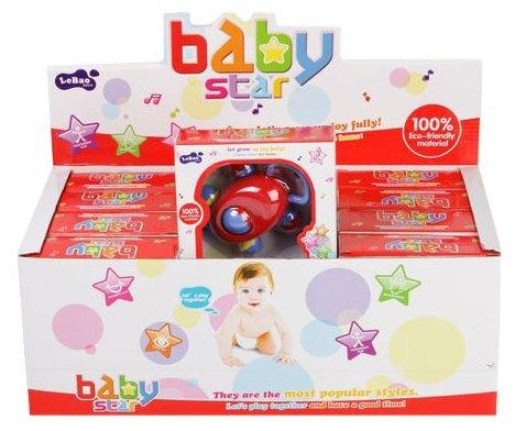 Погремушка Baby Star Дисплей 821