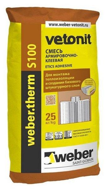 Строительная смесь Weber Therm S100