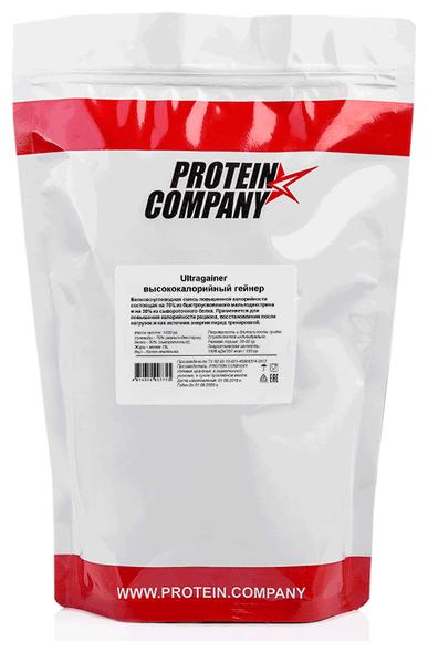 Гейнер PROTEIN.COMPANY Ultragainer высококалорийный (1 кг)