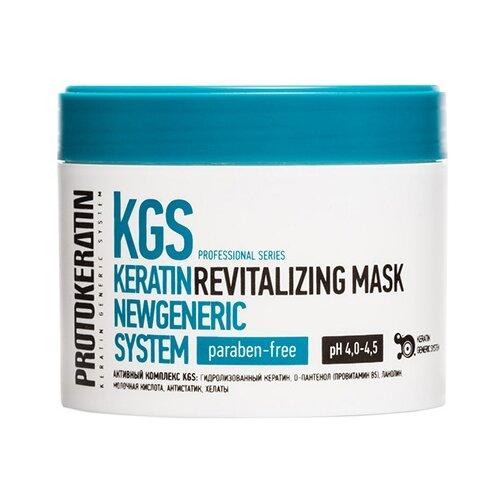 Купить PROTOKERATIN Линия для чувствительной и проблемной кожи Маска-бальзам для ухода за волосами и проблемной кожей головы, 250 мл