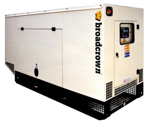 Дизельная электростанция Broadcrown BCJD 65 в кожухе