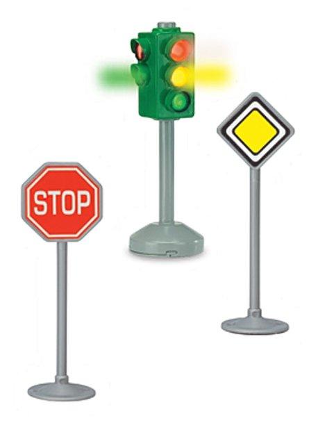Dickie Toys Светофор и дорожные знаки 3341000