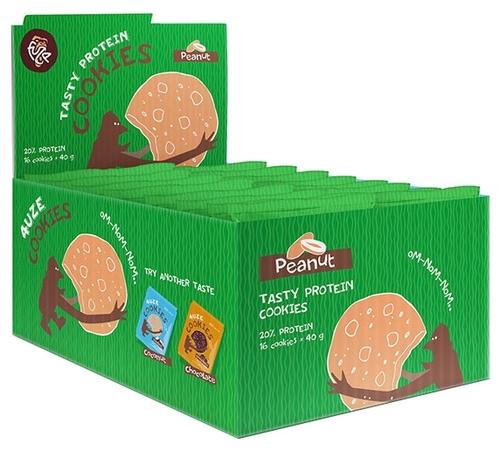 Fuze печенье 4UZE (40 г) (16 шт.) — цены в магазинах рядом с домом на Яндекс.Маркете