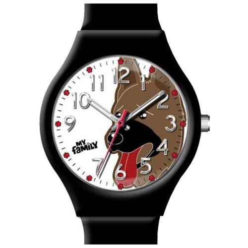 Купить Наручные часы My Family Colors Немецкая овчарка